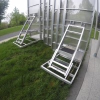 TAP Barrier® safe side with step